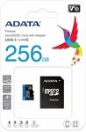 CARTE MICRO SD CLASS10+ADAPTATEUR 256GB